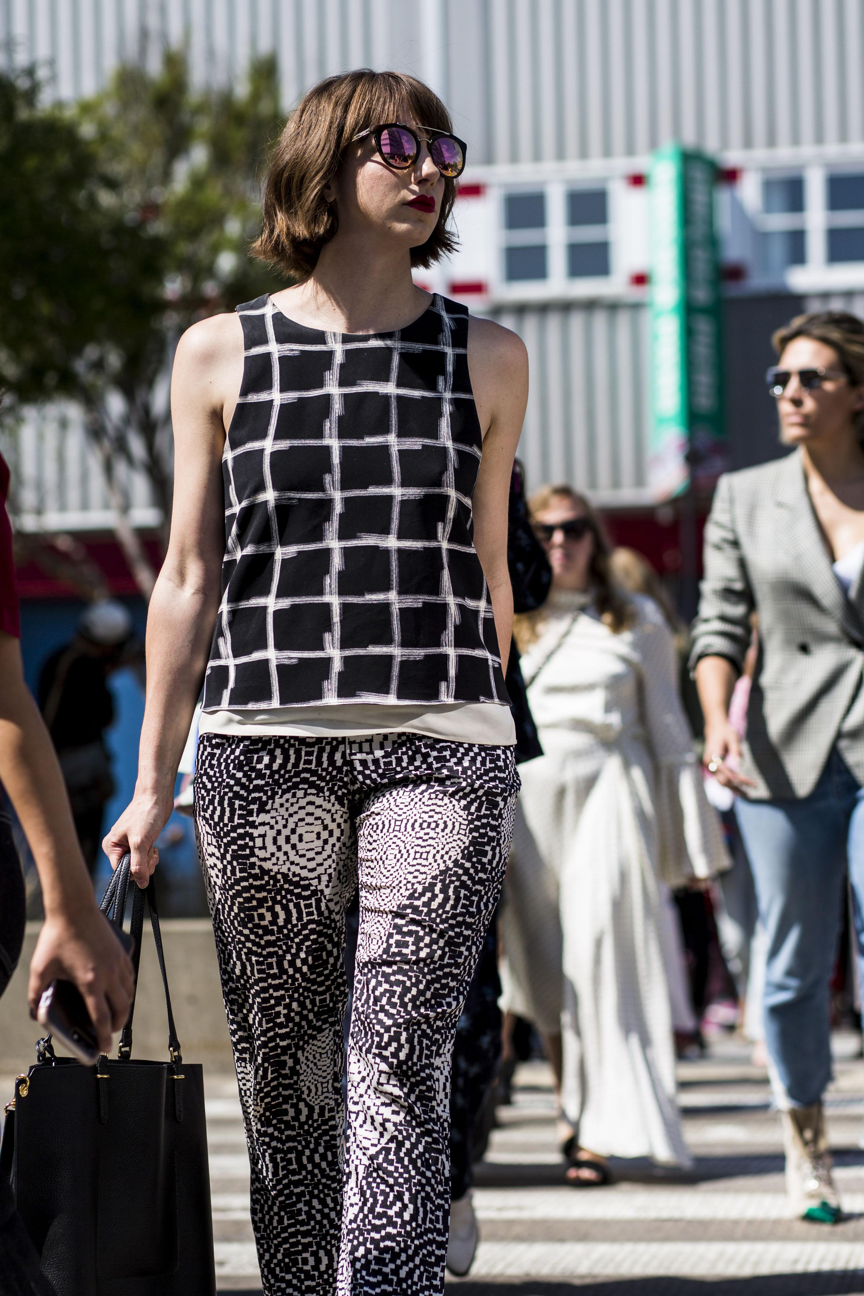 New York Fashion Week Street Style September 13 2017 Spring Summer 2018 Mintmoda Trend